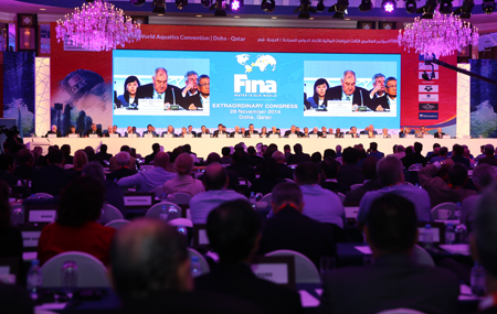 FINA Extraordinary Congress