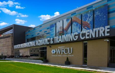 Windsor International Aquatic and Training Centre