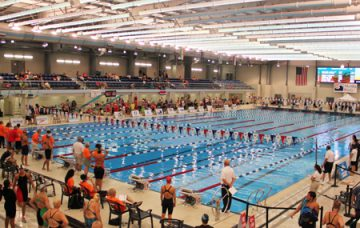 2015 US Masters Swimming Summer National Championships at SPIRE Institute