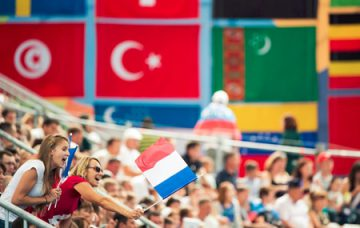 16th FINA World Championships Kazan 2015 SWIMMING