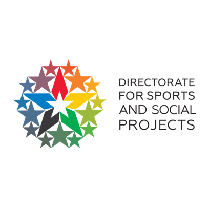Directorate for Sports and Social Projects logo