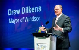 Interview: Drew Dilkens, Mayor of Windsor