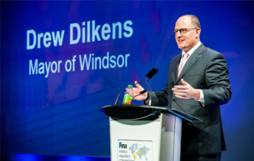 Interview: Drew Dilkens, Mayor of Windsor
